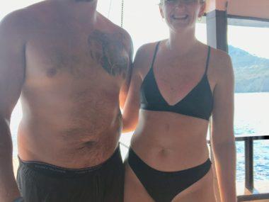 Kristine og Jonathan – Croquis Modeller – Sjælland – Hovedstaden