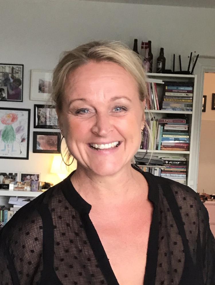 Jeanette - Croquis Model - Sjælland - Hovedstaden