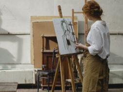 Croquis Tegning for Kvinder